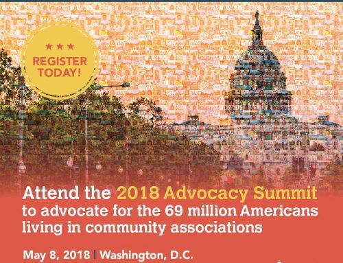 May 8 – Come See Us at the 2018 Advocacy Summit in D.C.