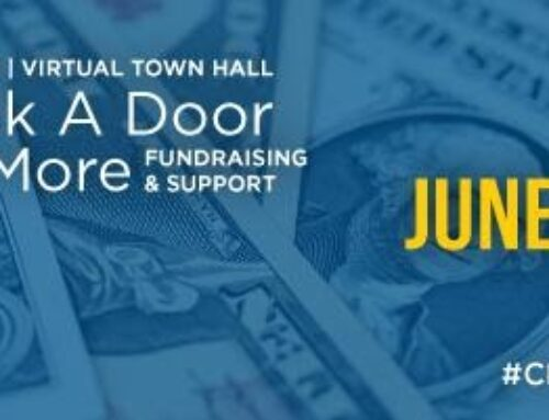 SAVE THE DATE: CAI-CLAC Virtual Town Hall | Buck A Door Or More